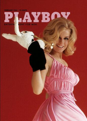 File:Playboy February 1964.jpg