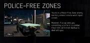 Police-Free Zones Tutorial