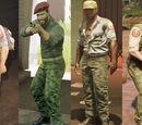 Aldridge's Mercenaries