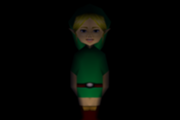 Link scary