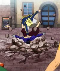 Sting crushes Bacchus