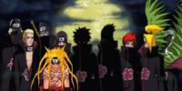 Anime Battle Royale: Akatsuki Resurrection