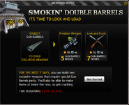 Smokingdoublebarrels