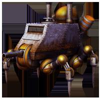 Huge item steampunkwalker 01