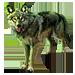 Item eurasian wolf 01