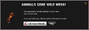 Animals Gone Wild Wild Mustang