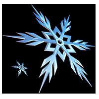 Huge item snowflake 01