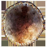 Huge item beaverpelt 01
