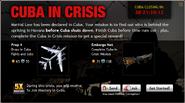 Cuba In Crisis Guide