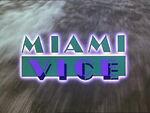 Miami Vice Series Logo
