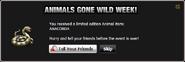 Animals Gone Wild Anaconda