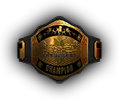 Mw tournament Belt light