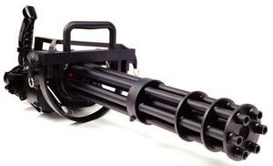 Gatlin Minigun