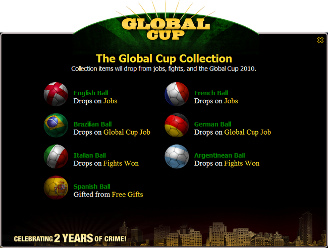 Where Global Cup