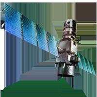 Huge item satellitelaser 01