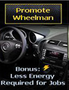 Promote wheelman