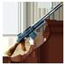 Item barreled machine gun 01