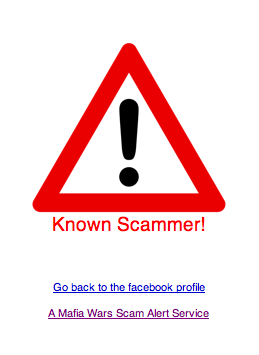 Knownscammer