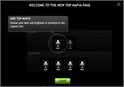 Top Mafia Welcome