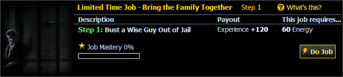 Bust a Wise Guy Out of Jail