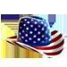 Standard 75x75 collect hatsoff cowboyhat 01