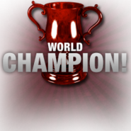 Mw tournaments won-world