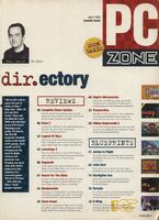 PC Zone Issue 1 Contents 1