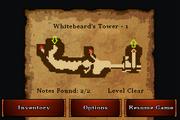 Whitebeard's Tower - Bronze (notes)
