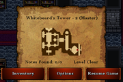 Whitebeard's Tower - Silver (Master)