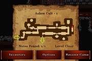 Ashen Cult - Bronze (notes)