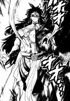 Sinbad's Cursed Body