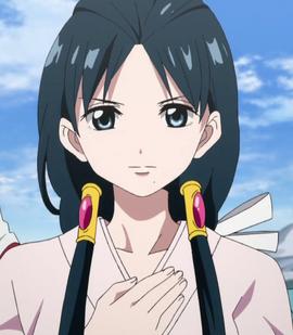 Hakuei Ren magi1 ep04
