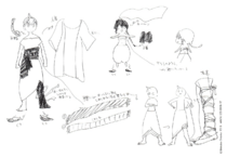Alibaba and Aladdin's clothing