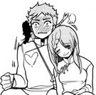 Dorji and Toya