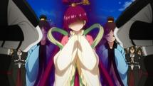Gyoku arrives
