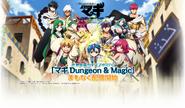 MAGI Dungeon and Magic