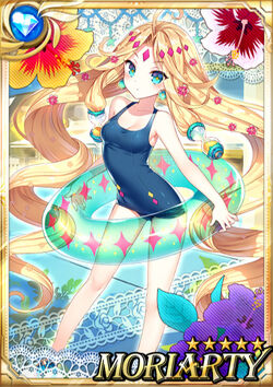 Summer Moriarty F1