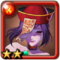 Red Vampire Girl icon