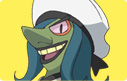 Powerpuff Girls Z Snake face1