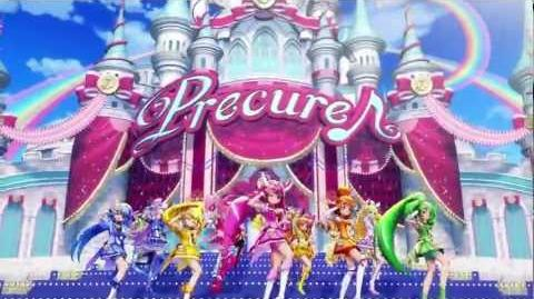 Pretty Cure All Stars New Stage - Ending