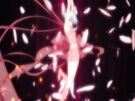 Umi Monogatari Kanon in her transformation