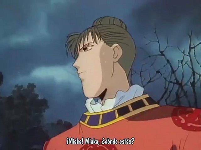 Fushigi Yuugi - Episode 21