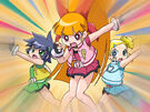 Powerpuff Girls Z in episode 32