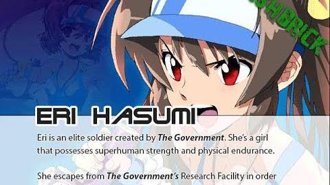 Vanguard Princess - Eri Hasumi's Full Story Arc