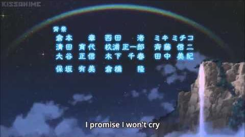 Sailor Moon Crystal - Ending