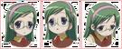 Moetan Alice faces