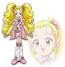 Pretty Cure Max Heart Movie2 Shiny Luminous profile