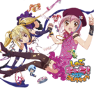 Amu and utau render by hinamoriofficialamu-d429dz2