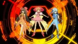 Prism Magical Prism Generations! Magical Girls 3