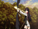 Vividred Operation Rei using her weapon21